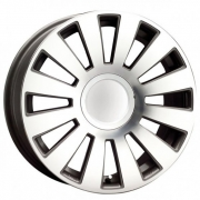 Alufælg A8 LOOK IT 19x8.0 5x100/5x112 ET35 Ø57.1 Anthracite Face Polished